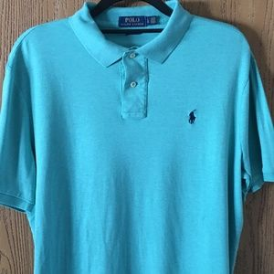 POLO RALPH LAUREN SHORT SLEEVE SIZE LARGE
